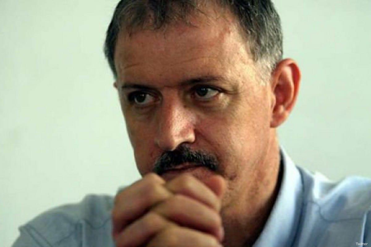 Political prisoner Amir Makhoul