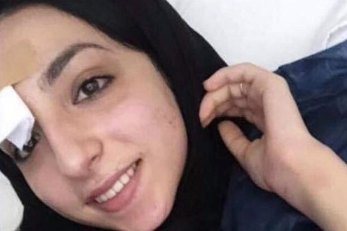 Palestinian Israa Al-Gharib (24) was murdered by her family in August 2019 [Facebook]