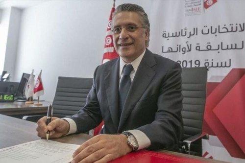 Tunisian media magnate Nabil Karoui [Anadolu Agency]