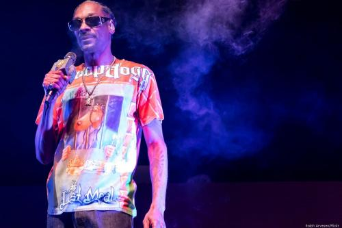 Snoop Dogg, American rapper