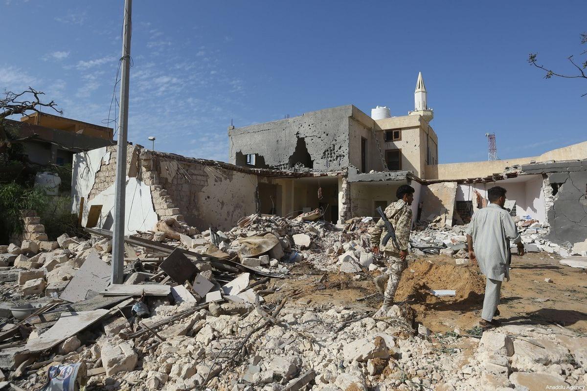 Erdogan: Turkish army has losses in Libya