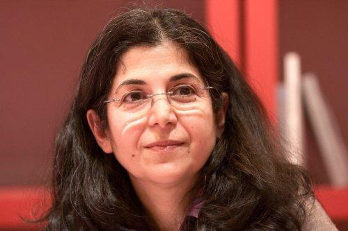 French-Iranian scholar Fariba Adelkhah [Wikipedia]
