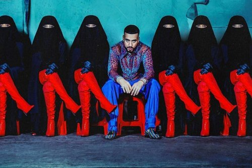 merican rapper French Montana's latest album cover