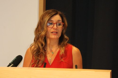 Sarah Leah Whitson, an American lawyer and the director of the Middle East and North Africa division of Human Rights Watch speaks at MEMO event: Remembering Jamal one year on, on 2 October, 2019 [Middle East Monitor]