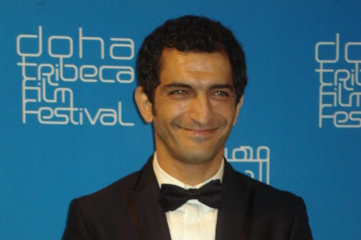 Egyptian actor, Amr Waked