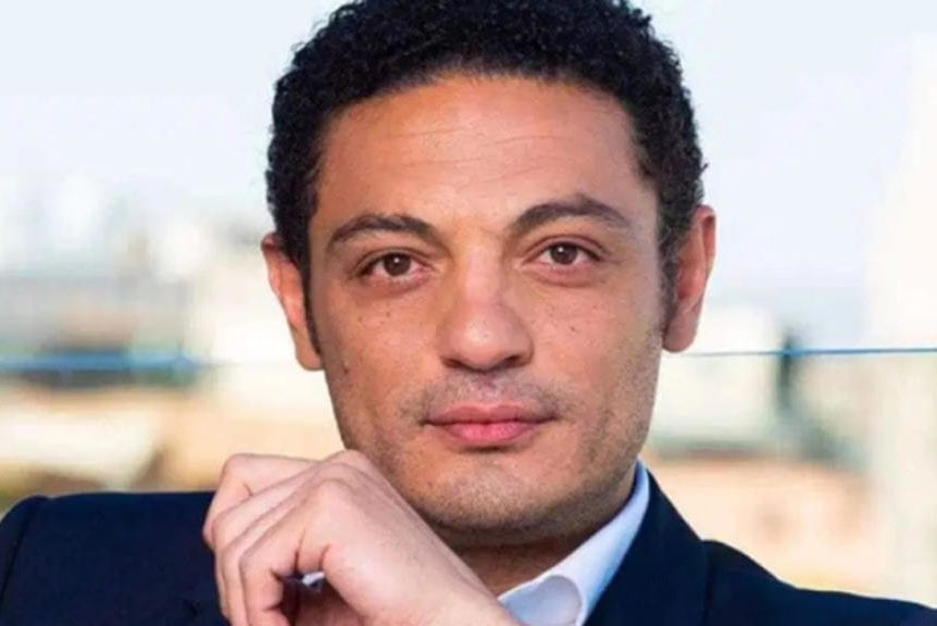 Film producer and real-estate investor Mohamed Ali Abdel Khaleq