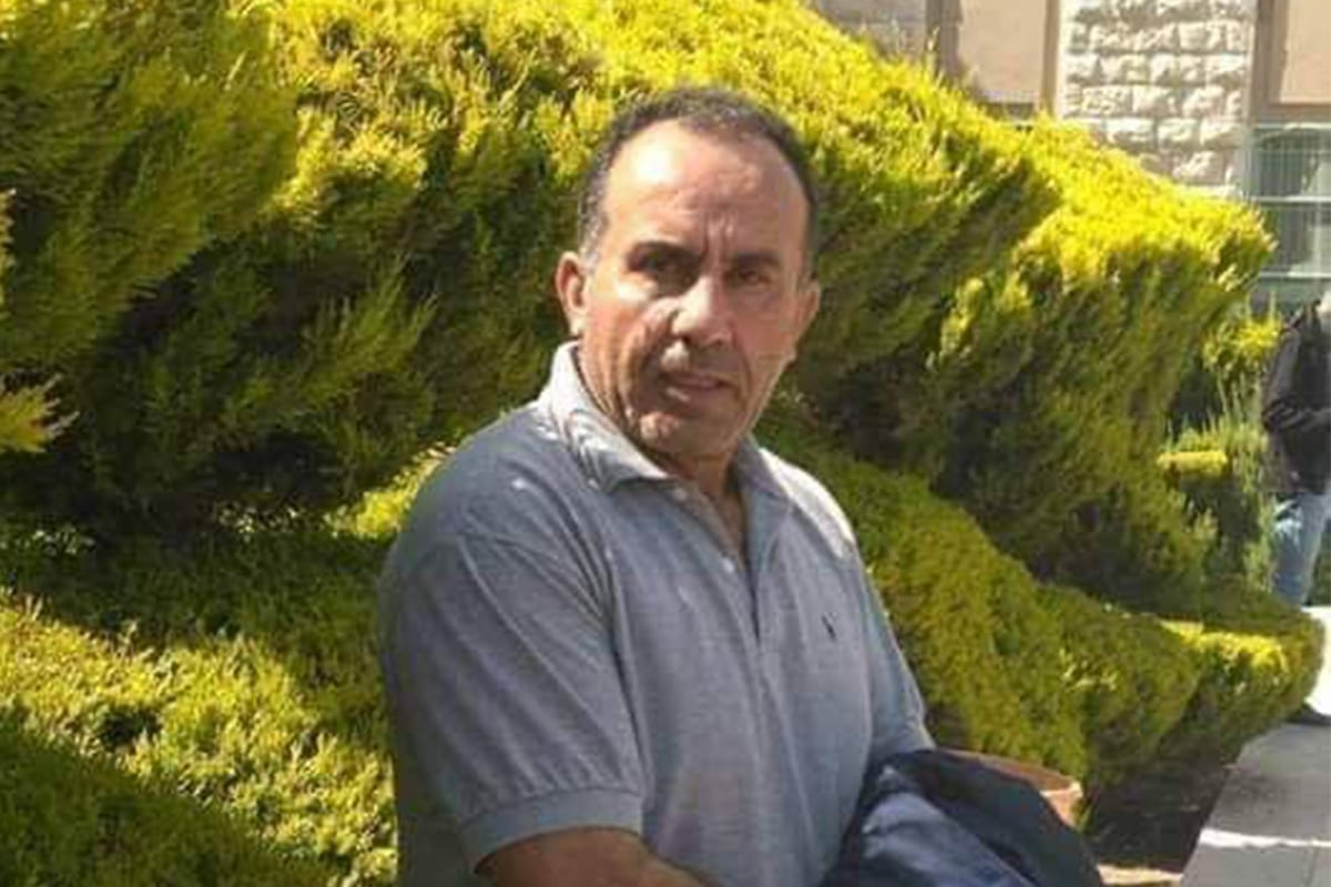 54-year-old Mohammed Nassar Al-Nawajaa was killed by Israeli military bulldozer in the West Bank on 28 November 2019