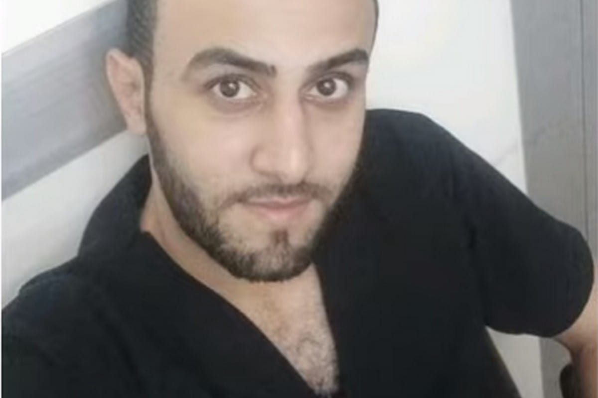 Egyptian Ahmed Mubarak died after jumping from a train in an effort to avoid paying his fare