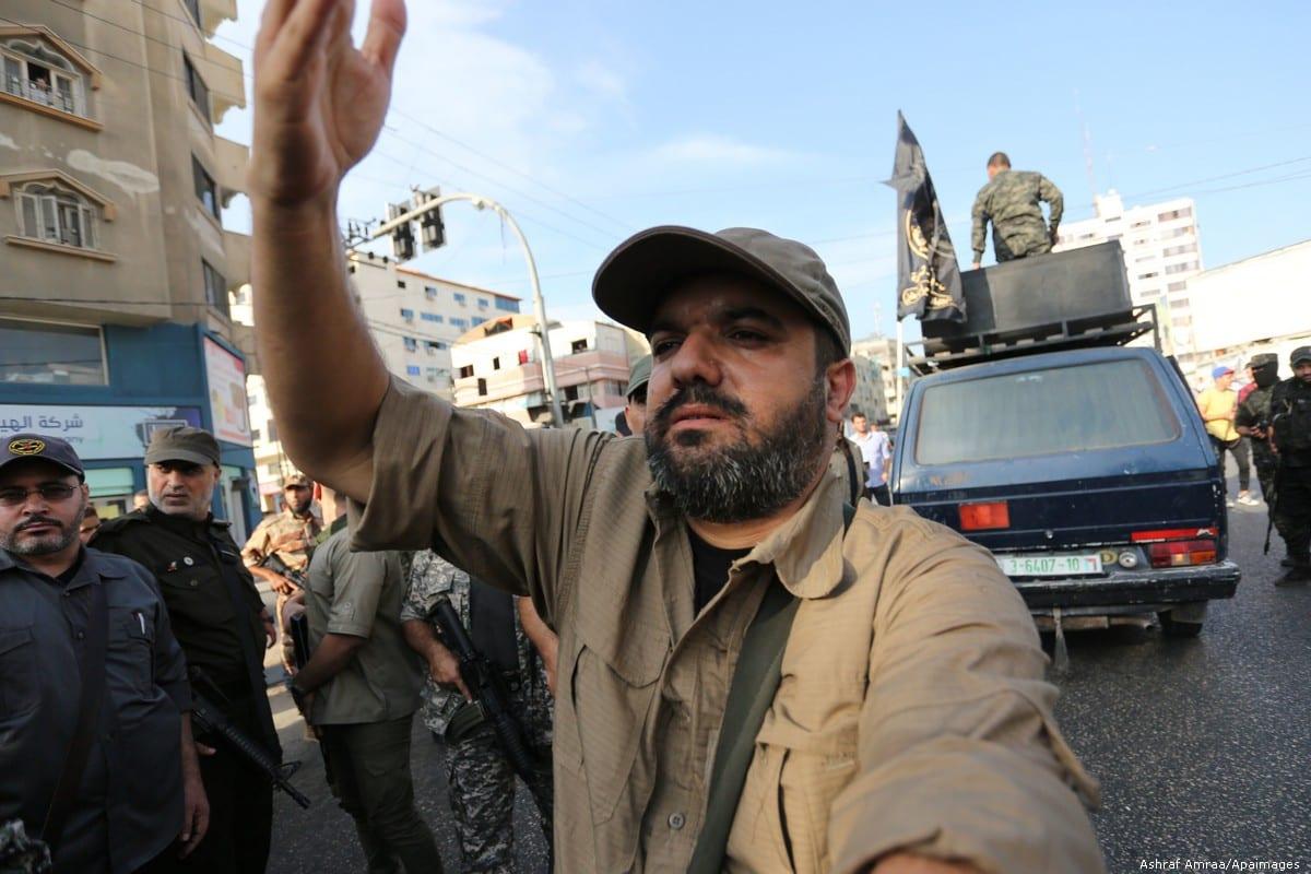 Senior Islamic Jihad figure Bahaa Abu Al-Ata was killed in air strikes carried out by Israel in Gaza on 12 November 2019