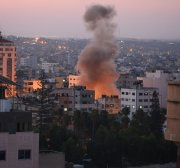 Israel carried out 30 attacks in Gaza Strip, says army