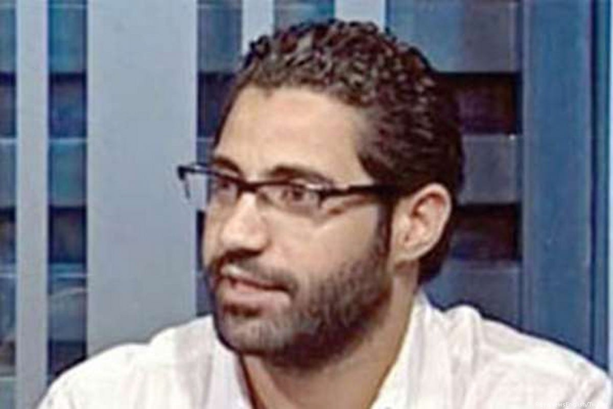 Tamarod spokesman Mohamed Nabawi, 14 November 2019