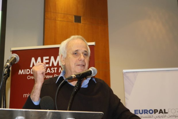 Prof Ilan Pappe at MEMO and EuroPal Forum conference The Palestine Question in Europe on 23 November 2019 [Middle East Monitor]