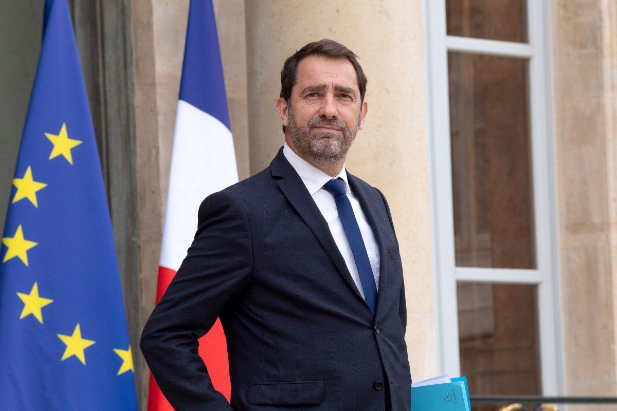Interior Minister Christophe Castaner [Twitter]