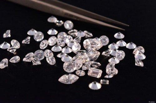 Diamonds, 19 November 2019 [Pixabay]