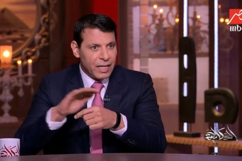 Dahlan's statements came as a response to accusations of being an agent to Israel by Turkish Foreign Minister --MBC Masr