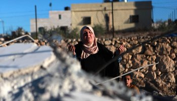 Israel's ethnic cleansing of Palestinians is ongoing; we need a united response