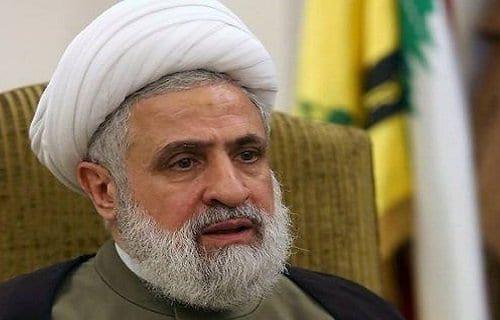 Hezbollah Deputy Secretary-General Naim Qassem