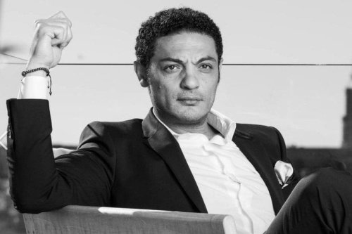 Egyptian film producer and real-estate investor Mohamed Ali [Facebook]