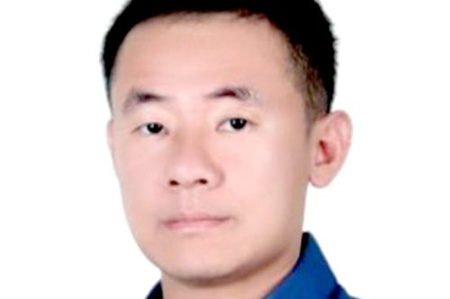 Xiyue Wang, a US citizen who had been held for three years on spying charges [Twitter]