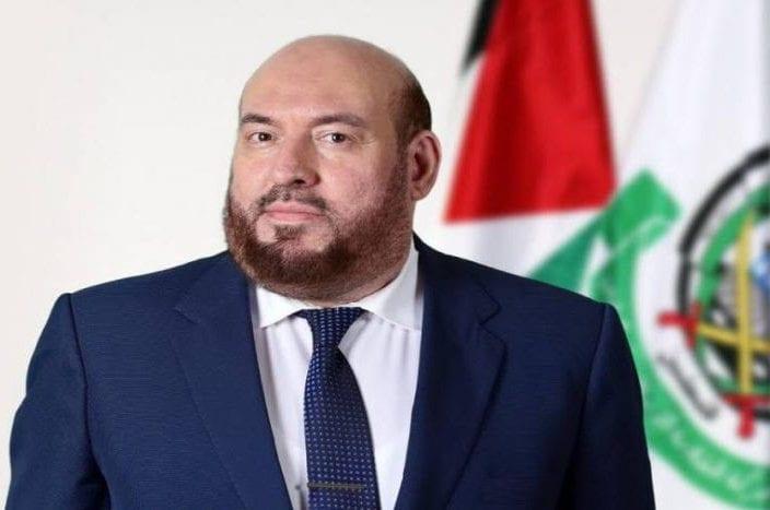 Member of Hamas Political Bureau, Mohammed Nazzal
