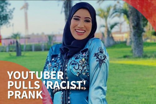 Moroccan YouTuber sparks outrage with 'racist' prank