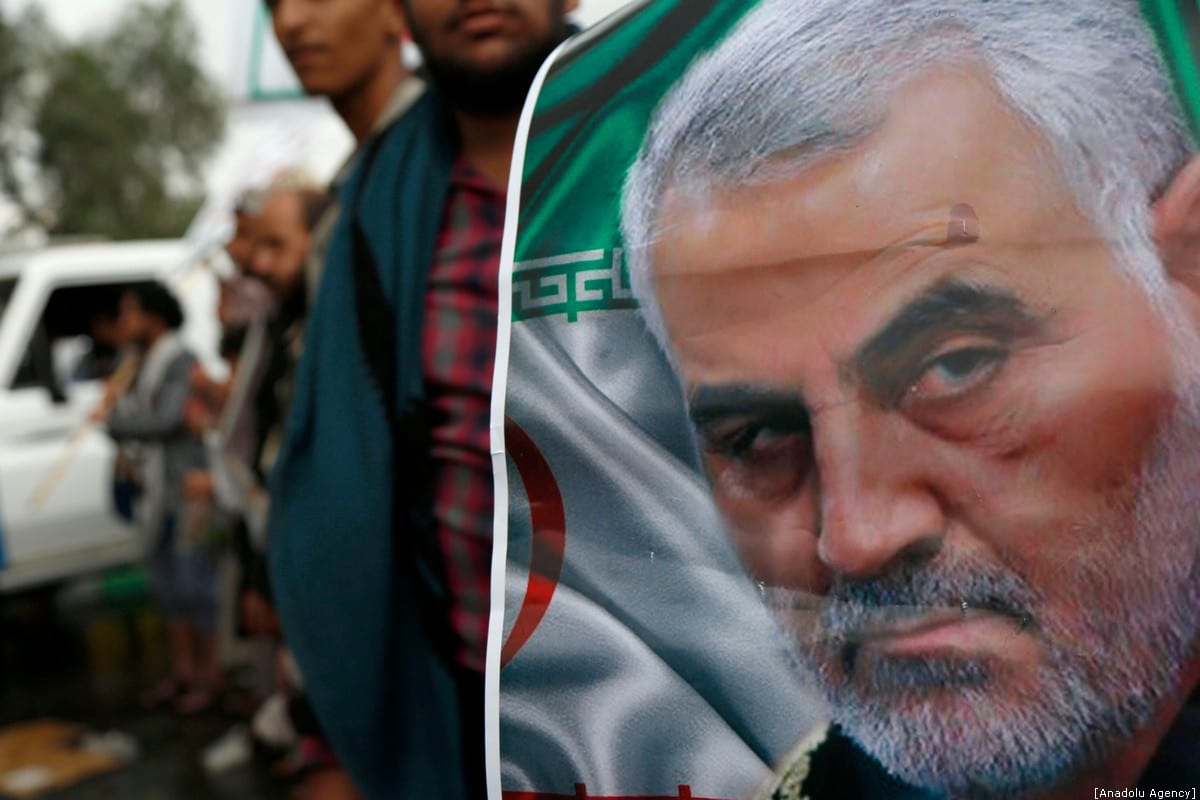 Iran dedicates 'world sacrifice prize' to legacy of slain 'martyr' General Soleimani