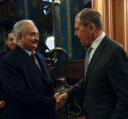 UK 'concerned' over alleged Russian jets in Libya