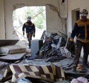 8 civilians killed in Syria's Idlib by regime strikes