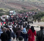 Palestinian teen killed during West Bank protests, PA security blamed