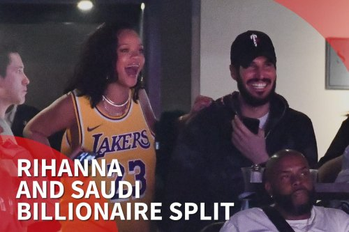 Thumbnail - Superstar Rihanna breaks up with Saudi billionaire boyfriend