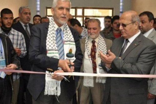 Senior member of Hamas, Muhammed Al-Khodari