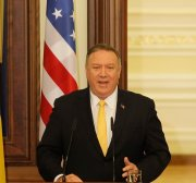 Pompeo says US seized Iranian weapons on way to Houthi rebels in Yemen