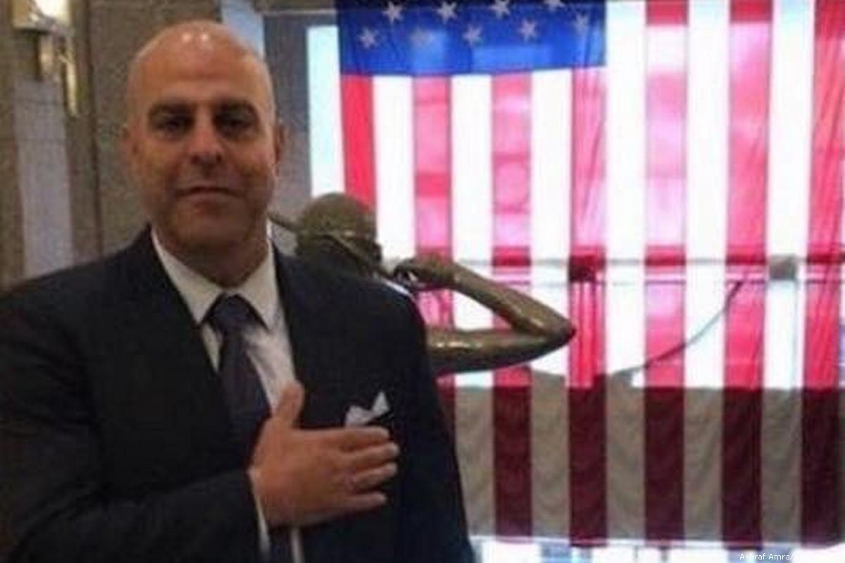 mer Fakhoury, a US citizen was arrested by Lebanese officials, 28 September 2019