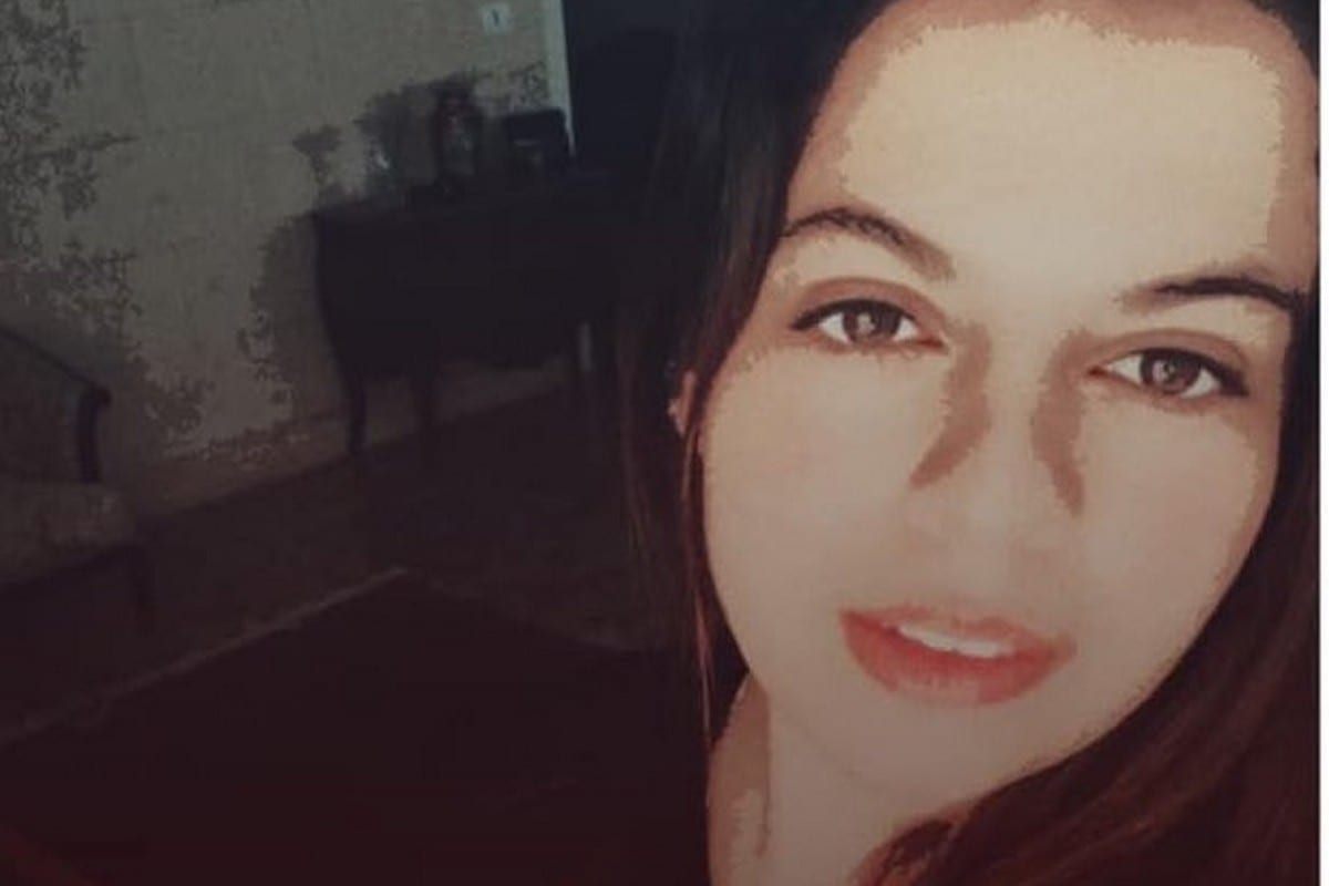 Egyptian woman Radwa disappeared following a video she posted online criticising the Egyptian government, 13 November 2019 [Twitter]