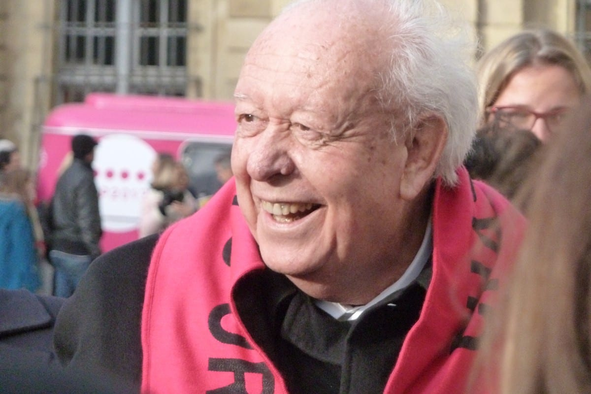 Mayor of Marseille, Jean-Claude Gaudin, 13 January 2013 [Wikipedia]