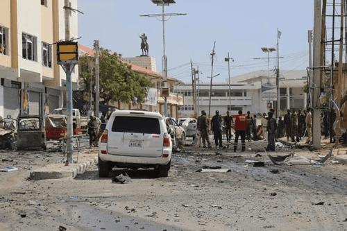 Somalia bomb blasts [AA]