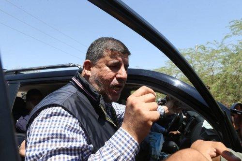 Jordanian MP Yahya Al-Saud on 2 August 2017 [Jordan Pix/ Getty Images]
