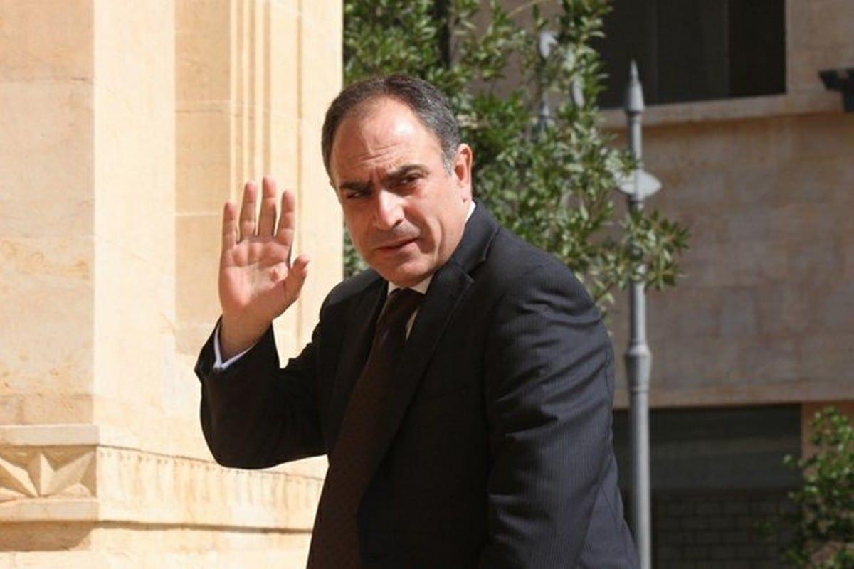 Lebanese Member of Parliament Ziad Aswad, 7 April 2017 [Twitter]