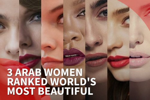 Thumbnail - 3 Arab women ranked world's most beautiful