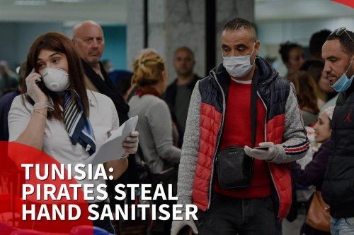 Thumbnail - Pirates of the Mediterranean spirit away hand sanitiser components