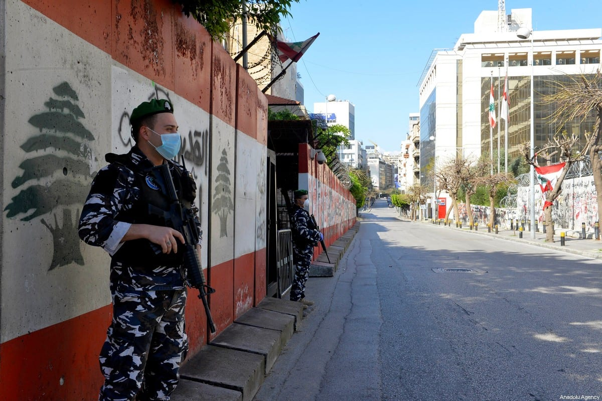 Lebanon Set To Extend Lockdown As Infected Expats Return Middle