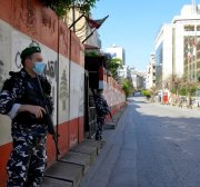 Lebanon set to extend lockdown as infected expats return
