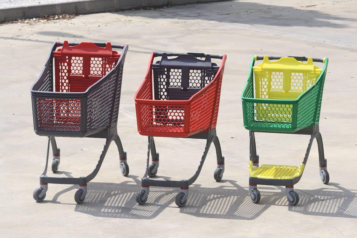 Shopping carts [Flickr]