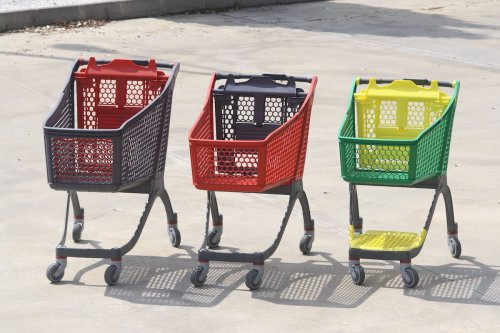 Shopping carts [Flickr]