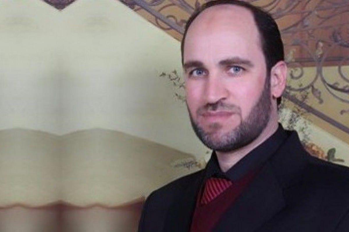 Senior member of Hamas Mazen Jamal Al-Natsheh, 3 February 2019 [PalinfoAr/Twiter]