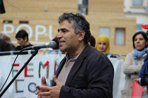 Palestinian-Canadian journalist Khaled Barakat, 16 May 2018 [Twitter]