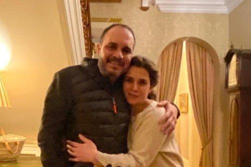 Jordanian Prince Ali Bin Al Hussein and Princess Haya [Twitter]