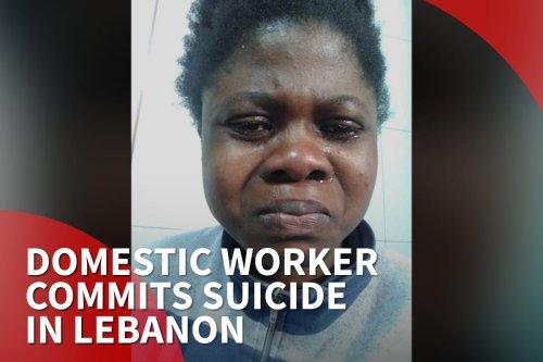 Thumbnail - Domestic worker commits suicide in Lebanon after years of abuse