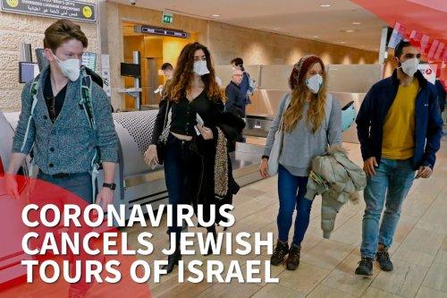 Thumbnail - Coronavirus cancels Jewish tours of Israel