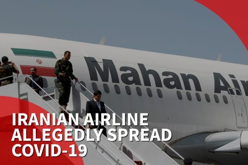 Thumbail - Iran MP accuses Mahan Air of spreading COVID-19